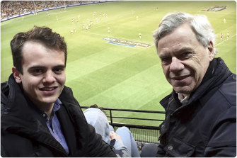 Marcus Bastiaan and Michael Kroger.