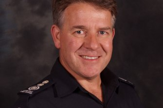 Acting CFA Chief Officer Garry Cook.
