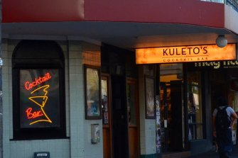 Kuleto's in Newtown has been closed for cleaning.