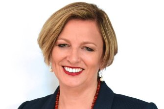 Labor's MP for Cranbourne, Pauline Richards.