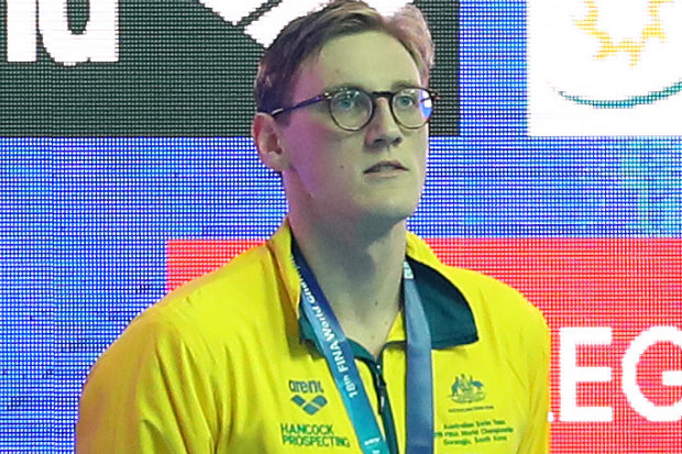 'All eyes on Tokyo': Swim coaches say Horton will brush off pool naming controversy