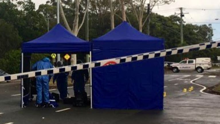 Homicide detectives are investigating the hit and run death of a man at Broadbeach Waters.