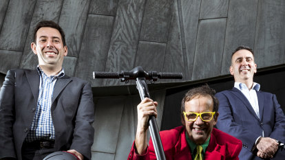 RACV backs push to legalise e-scooters