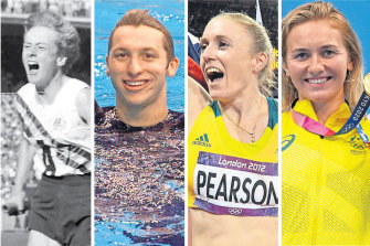 Ariarne Titmus' win is up there with some of Australia's greatest sporting victories.