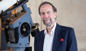 Astronomer Dick Hunstead.