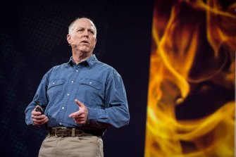 Stephen Pyne is widely considered the world's foremost expert on the history of fire.