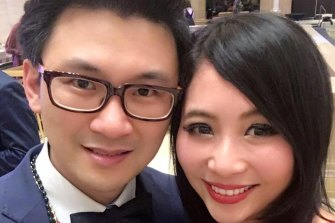Visual artist Cheng-Yung-Kuo died in the accident that also injured his wife Sophia Huang.