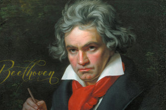Not deaf after all? New evidence suggests Ludvig van Beethoven still had some hearing when he composed his most famous symphony.