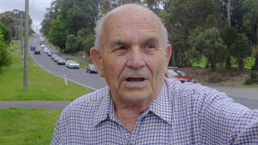 Doncaster resident Joe Stafrace wants the intersection changed.