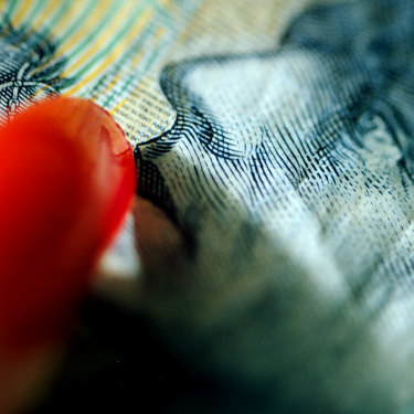 Professor Steve Worthington says there will always be a need for cash.