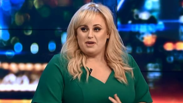 Rebel Wilson tells The Project the Bauer Media appeal has been 'awful'