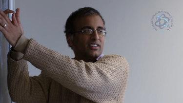 Akshay Venkatesh.