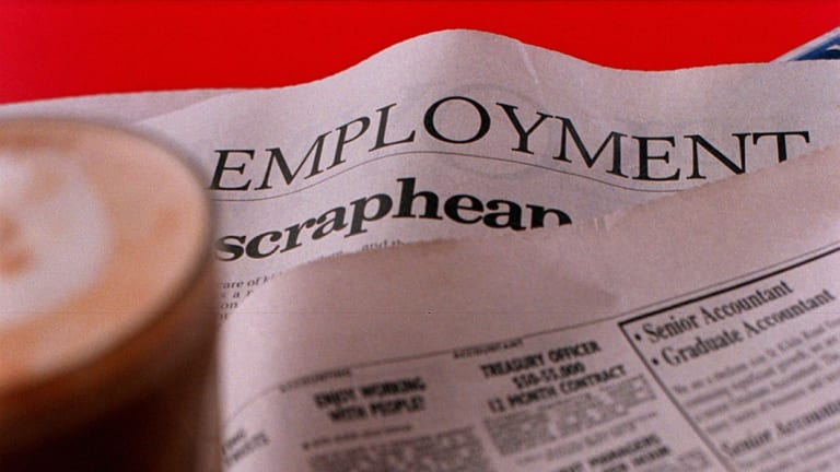 Since September, 32,800 more people are in a job.