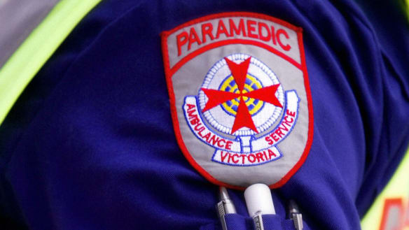 Female paramedic stabbed in 'absolutely abhorrent' assault