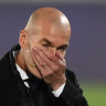Zidane vows to stay course with Real Madrid on Champions League brink
