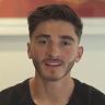 A-League player Josh Cavallo