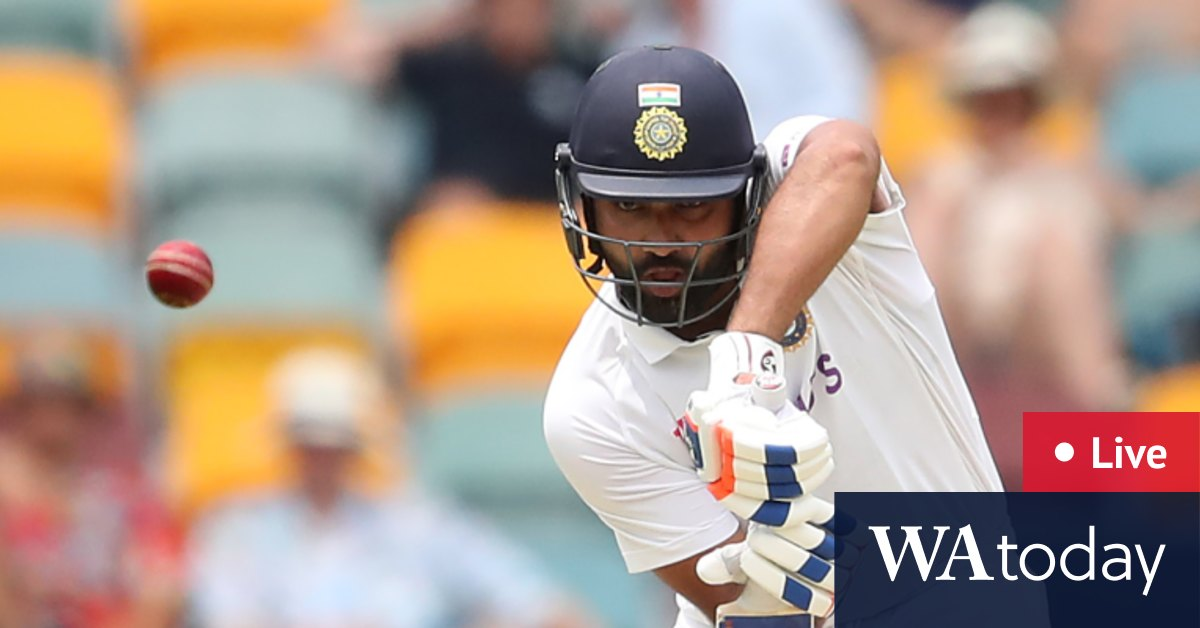 Australia vs India LIVE updates: Cummins strikes early in Indian innings