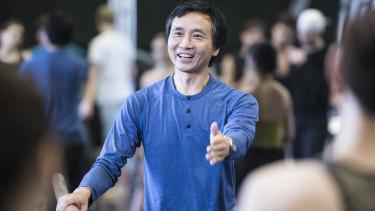 Li Cunxin, artistic director of Queensland Ballet and author of Mao's Last Dancer.