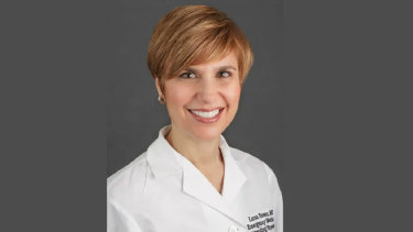 Lorna Breen, a top emergency room doctor at NewYork-Presbyterian Allen Hospital, died on Sunday.
