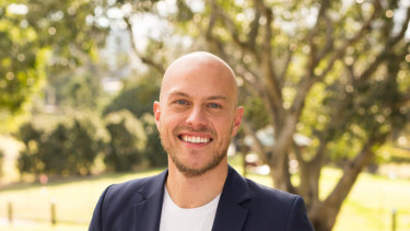 NewVote director Dion McCurdy has rolled out a democracy app at The University of Queensland.