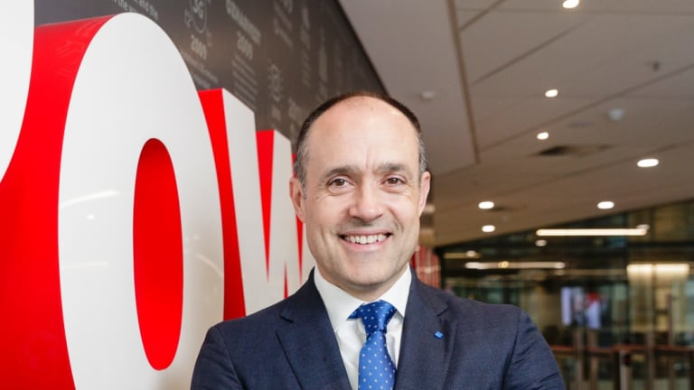 Vodafone chief executive Inaki Berroeta instrumental in merger with TPG