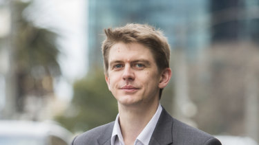 Alexander Jannink says Acusensus has global application.