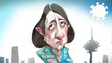 Berejiklian has exposed her inner moral compass. And it doesn't point north.