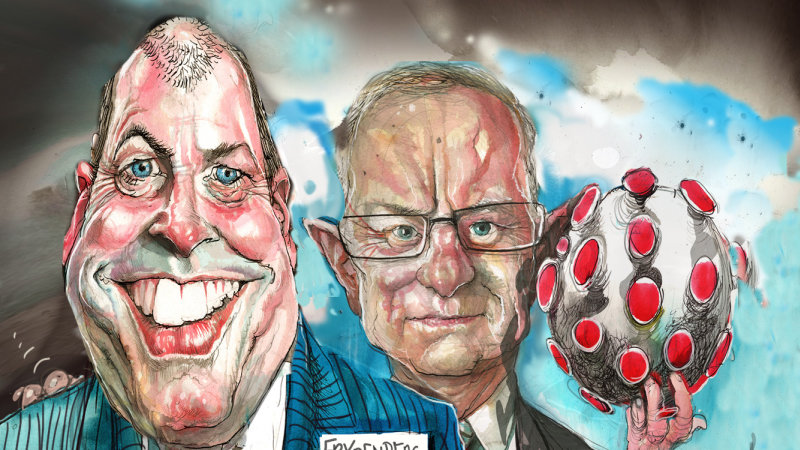Treasurer and RBA light the sharemarket fuse – The Australian Financial Review