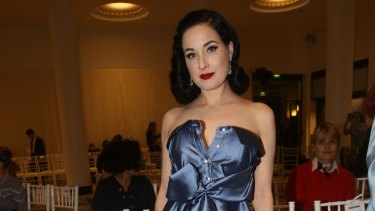 AB Enterprises produces designs under licence for the lingerie range of model and entrepreneur Dita Von Teese.