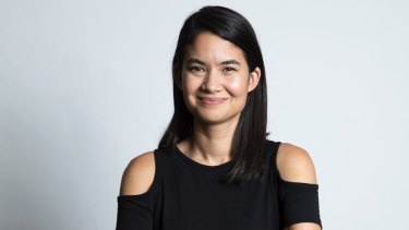 Canva chief executive and co-founder Melanie Perkins.