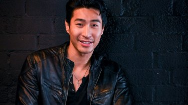 Chris Pang, star of Crazy Rich Asians.