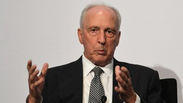 Paul Keating has condemned the Australian government, media and security and intelligence establishment for their anti-China rhetoric.