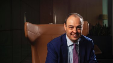 Daniel Malchuk, President Operations, Minerals Americas, BHP.