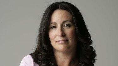 Daily Telegraph columnist Miranda Devine.