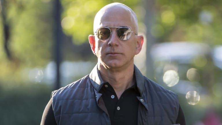 Jeff Bezos envisions a more holistic relationship between work and life outside the office.