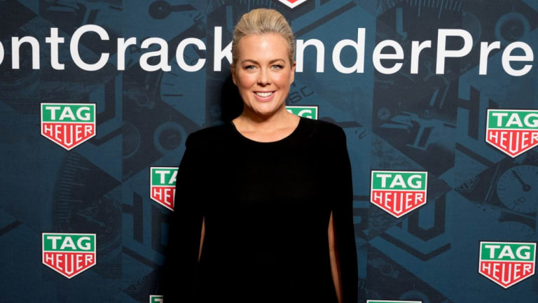 Social Seen: Samantha Armytage at the launch of the Museum in Motion Exhibition earlier this month.