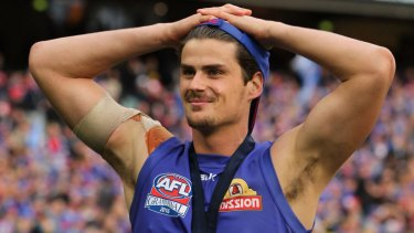 Premiership Bulldog Tom Boyd.