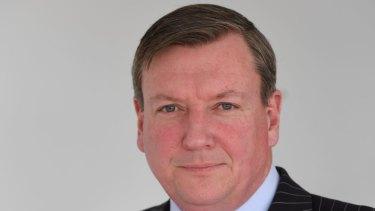 Lifeline chairman John Brogden