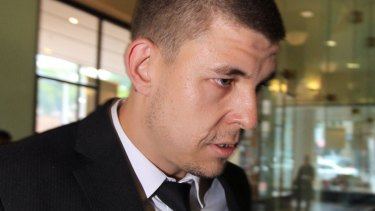Jarad Smith hit and killed two pedestrians with his car after driving drunk in Rozelle.