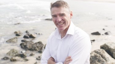 Rob Oakeshott left the Parliament in 2013 but is mounting a comeback.
