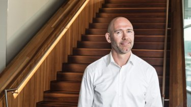 MYOB CEO Tim Reed said payment time continues to be an issue for small business.