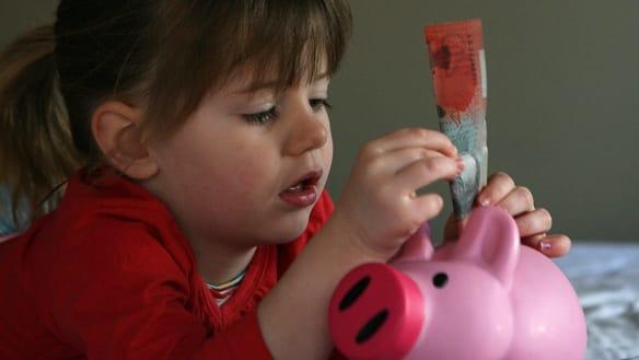 The magic formula for pocket money