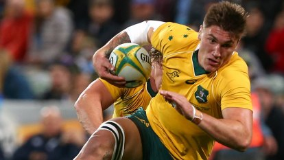 McMahon wants Wallabies return but Rennie happy with local backrowers