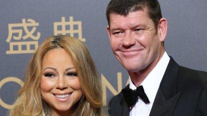 'I wish her well': James Packer has no hard feelings towards Mariah Carey before tell-all memoir