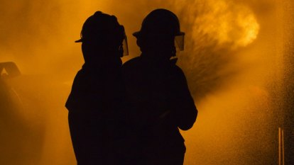 Four injured, one in serious condition after two Brisbane house fires