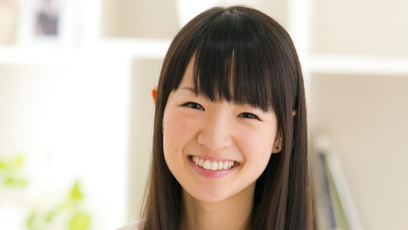 Why you don't really need queen of clean Marie Kondo
