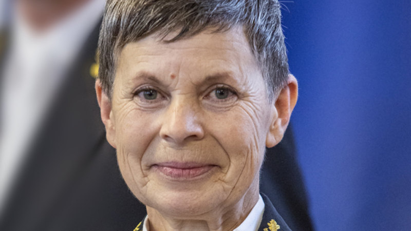 Slovenia becomes only NATO state with female army chief