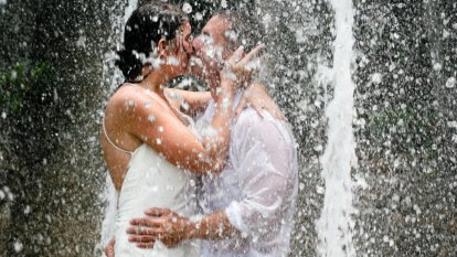What they say about brides, and grooms, at weddings is bothering me