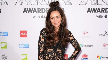 Amy Shark was the big winner at the 2018 ARIA Awards in Sydney on Wednesday.