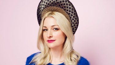 Kate Miller-Heidke is among the first artists to sign up for Eurovision: Australia Decides.